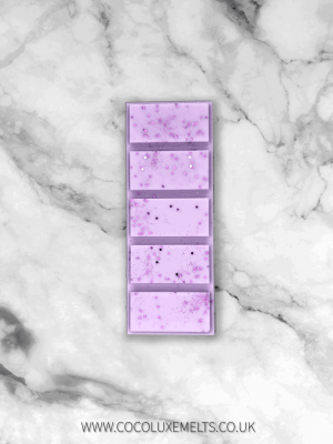 Lavender Wax Melt Front