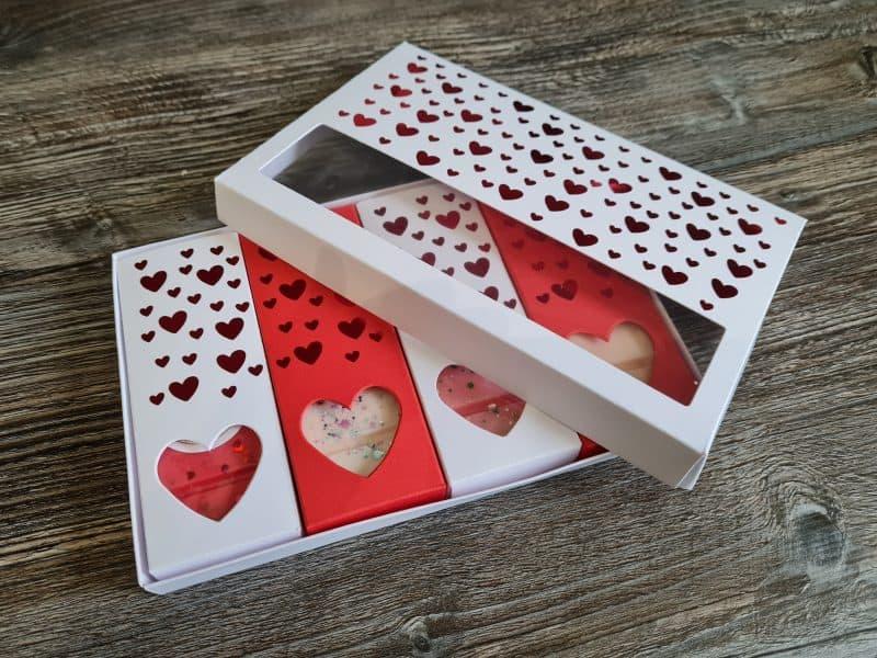 Valentines Wax Melts Gift Set UK