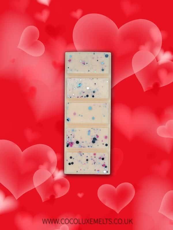 Sparkling Wine Valentines Day Wax Melt UK