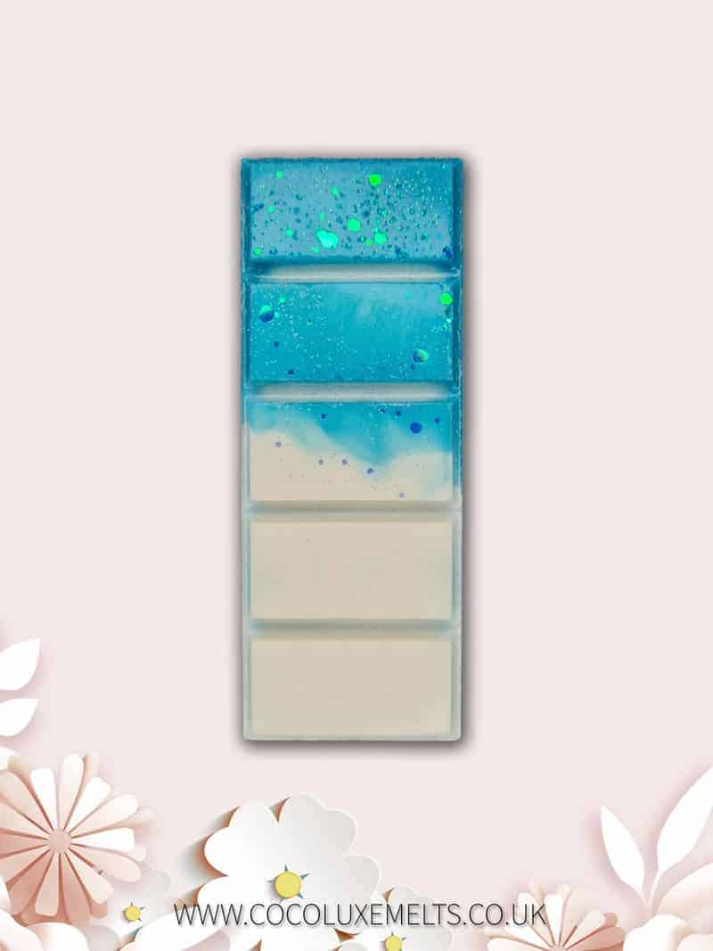 Coconut and Waterfall Blooms Wax Melt UK