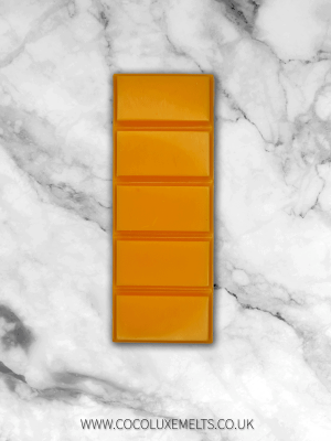 Zesty Orange Wax Melt UK