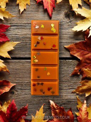 Autumn Leaves Wax Melts Halloween UK