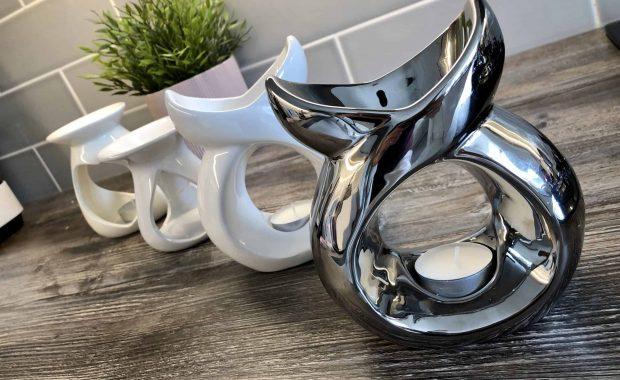 Electric and Tea Light Wax Burner
